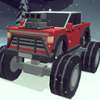 3D Monster Truck Icyroads