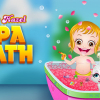 Baby Hazel Spa Bath